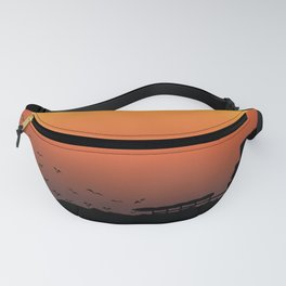 Ploughing the Field Fanny Pack