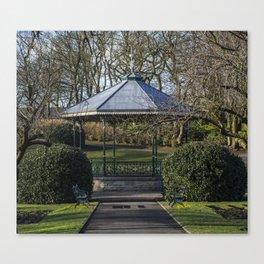 Hare Hill Park Canvas Print