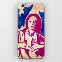georgia iPhone & iPod Skins featuring Georgia by Lord Egon Will