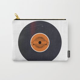 Vinyl Record Art & Design | World Post Carry-All Pouch