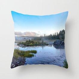 Opeongo by Teresa Thompson Throw Pillow