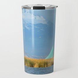 Titicaca sail 1 Travel Mug