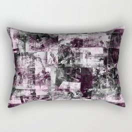 Order out of Chaos Rectangular Pillow