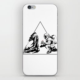 Columbus Day iPhone Skin