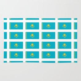 flag of Kazakhstan -Kazakhstan,Kazakh,Қазақстан,Казахстан,Kazakhstani,Astana. Rug