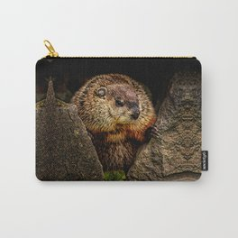Groundhog Day Carry-All Pouch