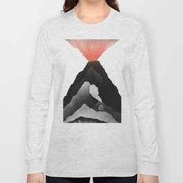 Man & Nature - The Vulcano Long Sleeve T-shirt