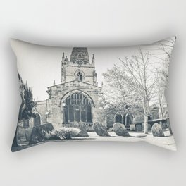 St. Mary's Parish Church Rectangular Pillow
