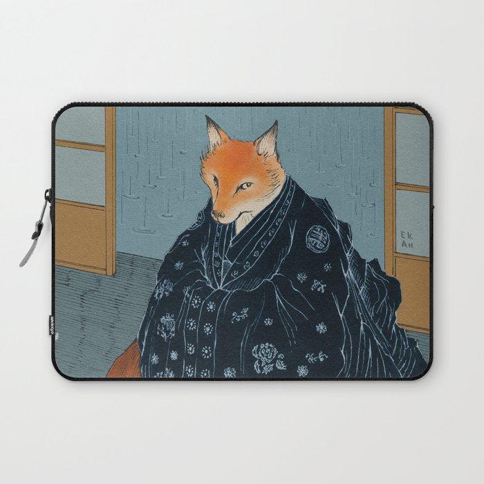 Fox S Wedding.The Fox S Wedding Laptop Sleeve By Steampunkgrub