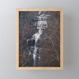 Amicalola Falls 2 Framed Mini Art Print