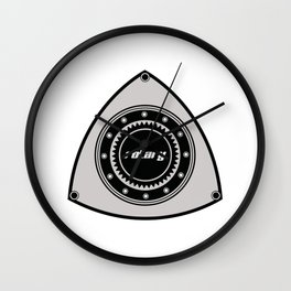 Rotary Wall Clock