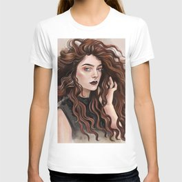 Pure Heroine vibes / Lorde T-shirt