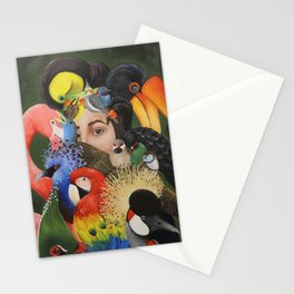 Bird's Eye View Stationery Cards