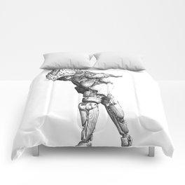 Automa II Comforters