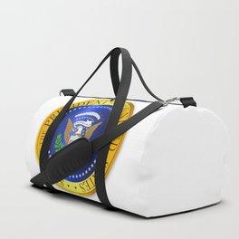 Presedent Seal Depiction Duffle Bag