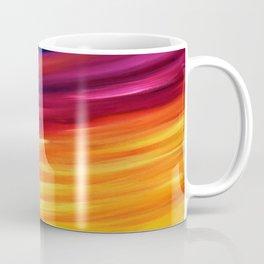 Yellow Horizon Coffee Mug
