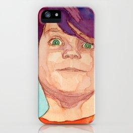Struwwelpetra iPhone Case