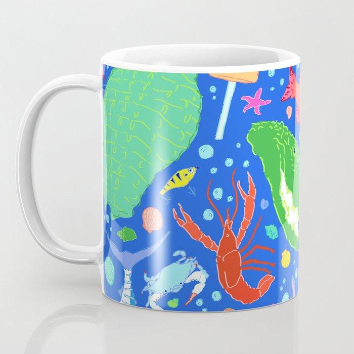 Gulf Coast Nautical Coffee Mug