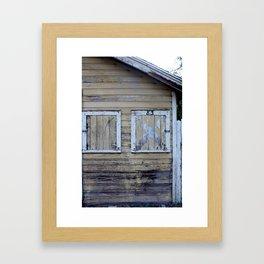 813 Framed Art Print