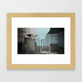 Camera Obscura: Outside In(n) 64 Framed Art Print