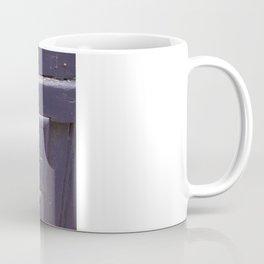 Old purple door Coffee Mug