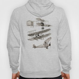 airplanes 3 Hoody