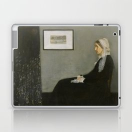 Whistler's Mother Laptop & iPad Skin