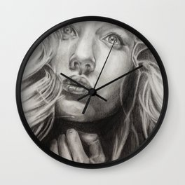 Find The Light     By Davy Wong Wall Clock