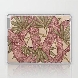 The snake Laptop & iPad Skin