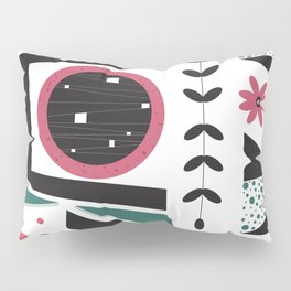 Fresh Mojo Mid-Century Modern Contemporay Design Pillow Sham