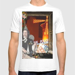 Window to Europe  T-shirt