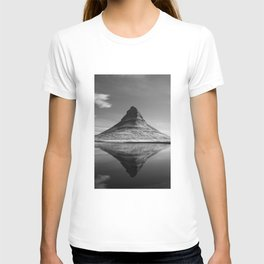 The Kirkjufell mirror T-shirt