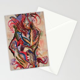 ABSTRACT3 Stationery Cards