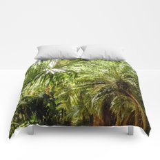 Tropical Palms Comforters