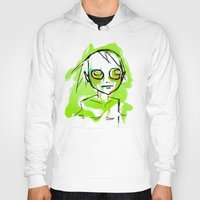 dramatical murder Hoodies featuring MURDER by ASHES