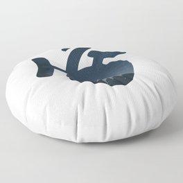 Nightly Heart Floor Pillow
