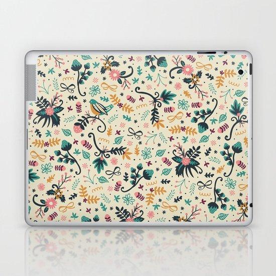 Deck the Halls Laptop & iPad Skin