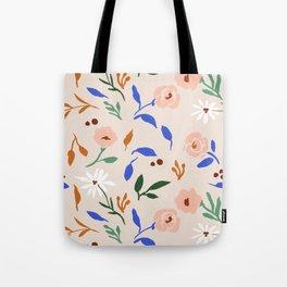 Tulum Floral Tote Bag