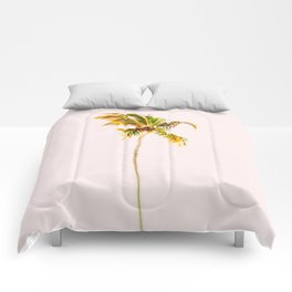 Lone Palm Comforters