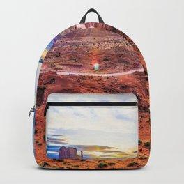 Monument Valley, Utah No. 2 Backpack