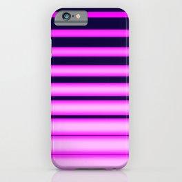 Vaporwave Stripes! iPhone Case