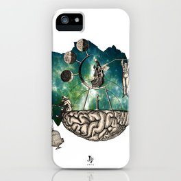 Subjective Reality iPhone Case