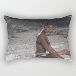 Girls, Girls, Girls: black magic woman Rectangular Pillow