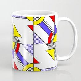 Pop Art Pattern Coffee Mug