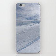 Snow Tracks iPhone & iPod Skin