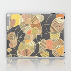 Tangled (grey version) Laptop & iPad Skin