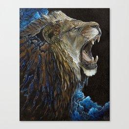Deafening Roar Canvas Print