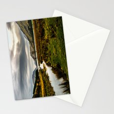 Feeding the waters Stationery Cards