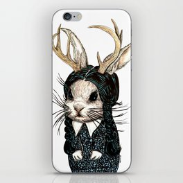 Wednesday Jackalope iPhone Skin