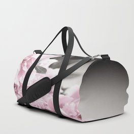 Summer Atmosphere Pale Pink Peonies On The Table #decor #society6 Duffle Bag
